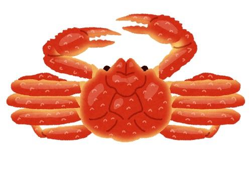 crab kani zuwai