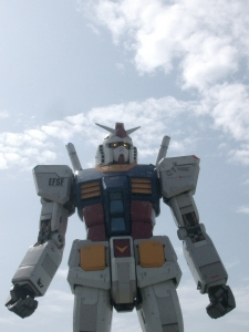 Gundam front