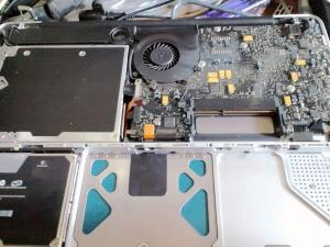 MacBook13 Memory Exchange
